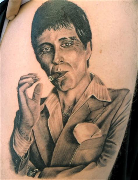 scarface tattoos scarface