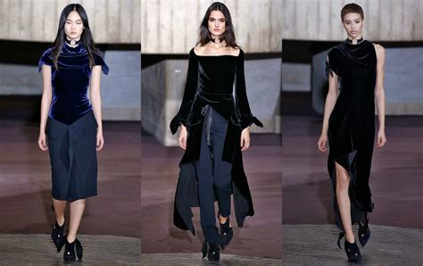 Roland Mourets Catwalk Comeback With Rm by Fashion Week Trend Report The Sybarite