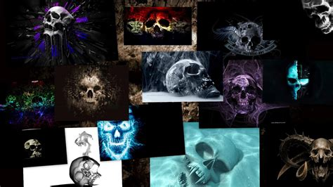 download themes for windows 7 skull skull theme for windows 7 and 8 ouo themes