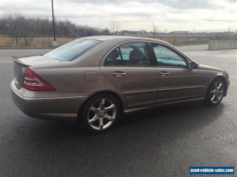 mercedes 2007 for sale 2007 mercedes c class for sale in the united states
