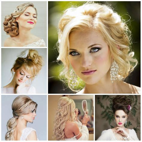 Wedding Hairstyles For Brides by Wedding Hairstyle For 2017