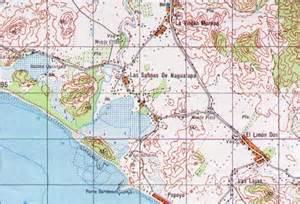 maps of popoyo nicaragua