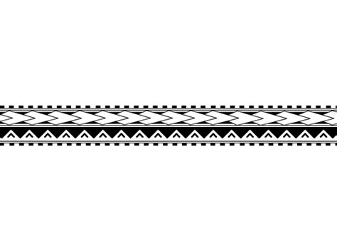 samoan band tattoo designs tongan arm band 2 by xsiiana on deviantart
