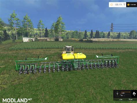 Mod Planter by Deere 24 Row Air Planter Mod For Farming Simulator