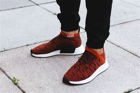 Nmd Cs2 Glitch Black White adidas nmd cs2 quot glitch quot in quot harvest quot hypebeast