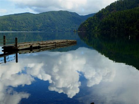 Detox In Port Angeles Wa by Visiting Lake Crescent Olympic National Park U S