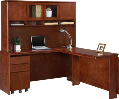 Desk With Hutch Cheap L Shaped Desk With Hutch June 2012 If Finding The Best Cheap L Shaped Desk With Hutch Our