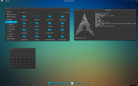 gnome themes arch linux arch linux gnome shell cool colors by craazyt on deviantart