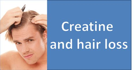 creatine and loss does creatine cause hair loss endhairloss eu