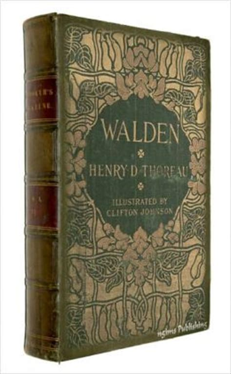 original walden book walden illustrated free audiobook link active toc by