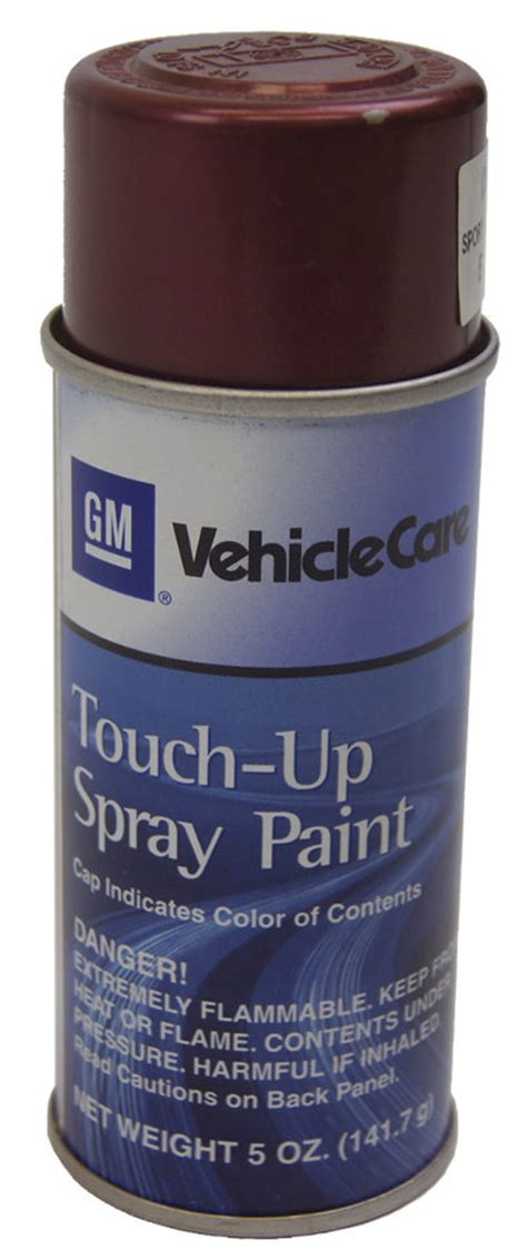 gm touch up spray paint sport tintcoat 5oz can new oem 12346746 factory oem parts