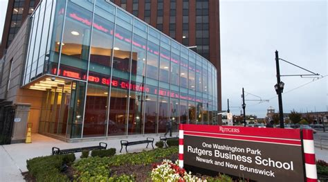 Rutgers School Of Business Camden Mba Program by Admissions Rutgers Business School Newark And New Brunswick