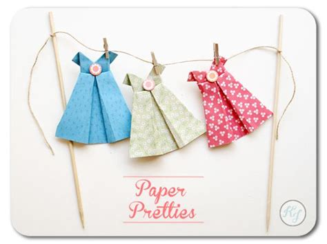 How To Fold Paper For Paper Dolls - 106 best craft ideas for around the house images on