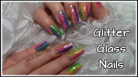 Bilder Sch Nen N Geln 2537 by Rosa Glitzer N 228 Gel Rosa N Gel Glitzer Nageldesign