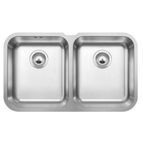 blanco supra 340 340 u undermount stainless steel kitchen sink