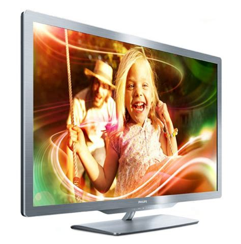 ambilight philips le philips 42pfl7666 42in 3d led smart tv the register