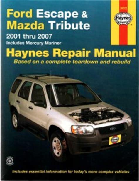 car repair manual download 2002 ford escape transmission control ford escape 2002 2004 2005 2006 2007 workshop service repair manual car service
