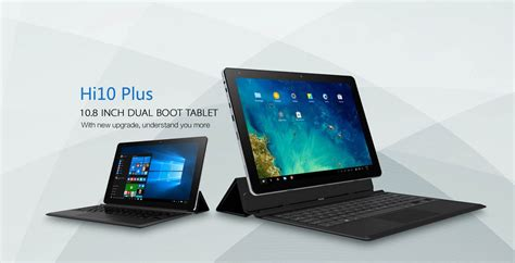 Termurah Chuwi Hi10 Plus Ultrabook Tablet Pc Dual Os Windows 10 chuwi hi10 plus ultrabook tablet pc dual os windows 10