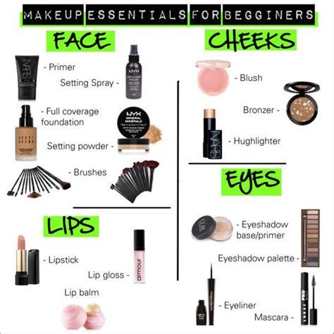 Beginner Make Up Set 25 best ideas about beginner makeup on