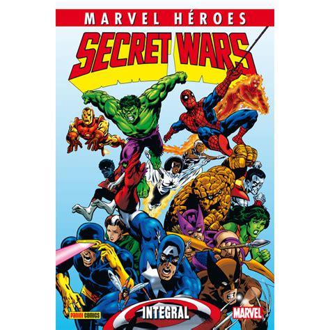 secret wars integral 183 libros 183 el corte ingl 233 s