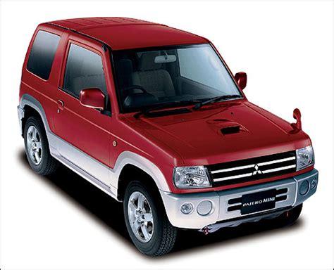 nissan pajero mini 擴大合作 mitsubishi將替nissan代工pajero mini與輕型商用車 u car com tw
