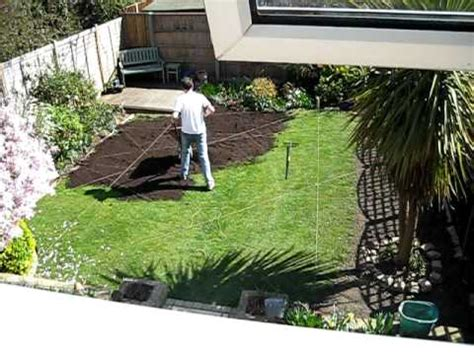 How To Level Your Backyard Landscape by Lawn Level 1 2