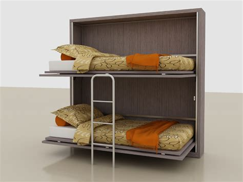 pull down beds pull down bunk bed home decorating trends homedit