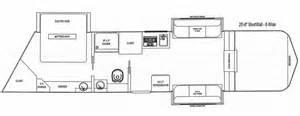 horse trailer living quarters horse trailer floor plans 2 horse trailer floor plans trend home design and decor
