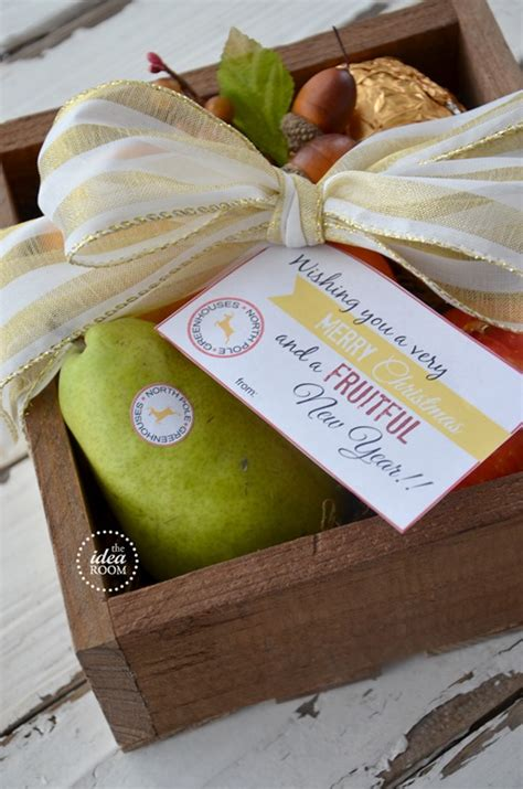 fruit gift ideas 50 of the best diy gift ideas the idea room