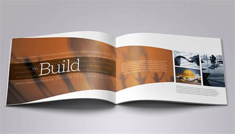 the design inspiration 25 really beautiful brochure designs templates for