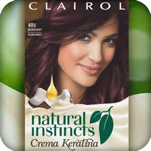 instincts hair color clairol instincts crema keratina hair color kit