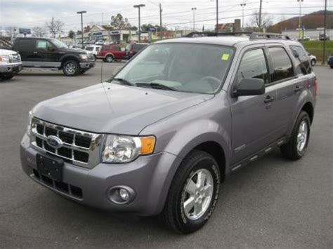2008 ford escape specs 2008 ford escape xlt 4wd data info and specs gtcarlot