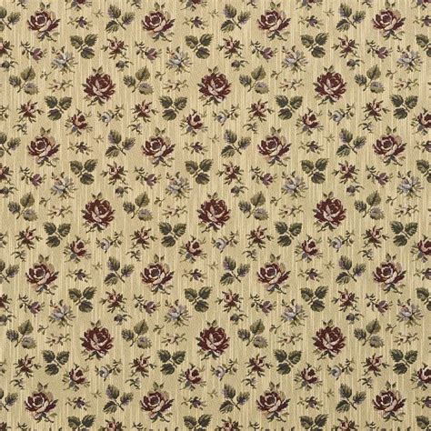 blue floral upholstery fabric f906 burgundy green and blue floral tapestry upholstery