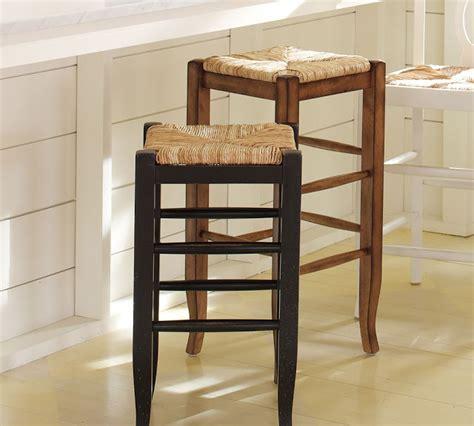 counter height bar stools pottery barn copy cat chic pottery barn napoleon backless barstool