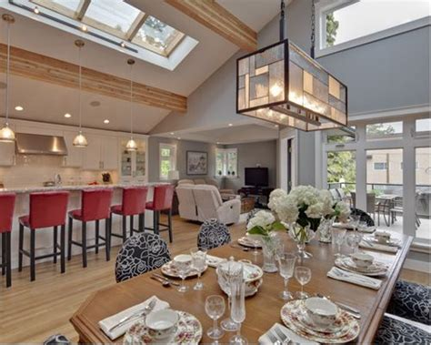 open kitchen to dining room open kitchen to dining room houzz