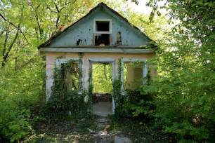 Georgia House Plans an old abandoned house overgrown with stock photo