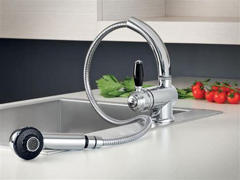 rubinetti cucina con doccetta miscelatore da cucina cromato con doccetta estraibile