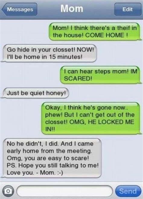 Funny Text Memes - sick mom funny text jokes memes pictures