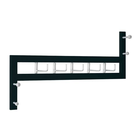 Black Coat Rack by Clear Glass Rectangular Coffee Table With Black Wooden