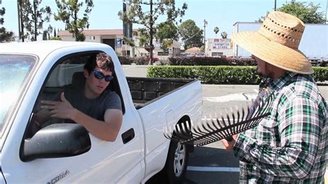 picking up a mexican worker