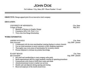 79 terrific what does a professional resume look like