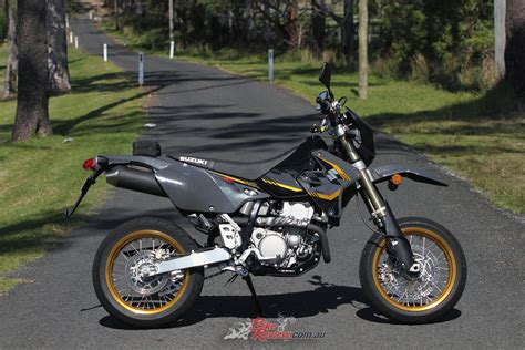 Suzuki Drz400sm Price 2017 Suzuki Dr Z400sm Review Bike Review