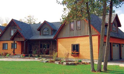 crafstman custom estate homes cedar homes plans post