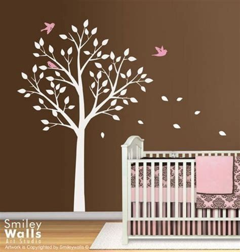 vinyl wall decals for nursery tree and birds vinyl wall decal for nursery room