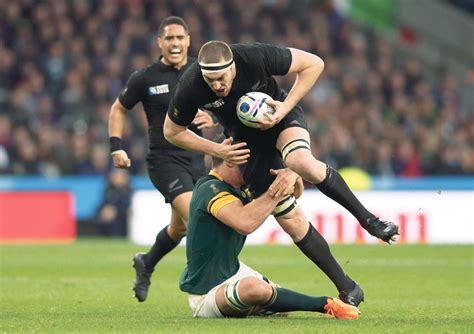 Rug By by All Edge Springboks In Tense Rugby World Cup Semi The Japan Times