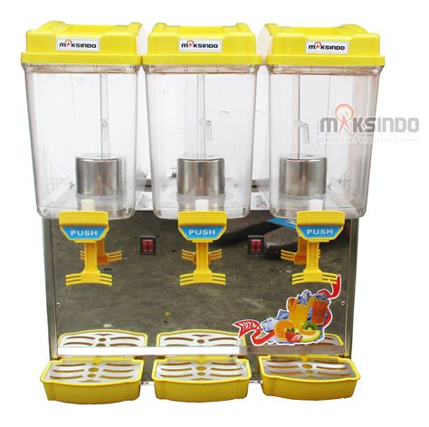 Juicer Di Malang jual mesin juice dispenser 3 tabung 17 liter adk 17x3 di