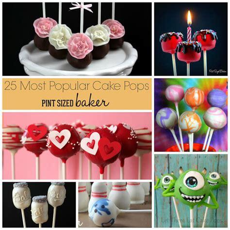 best cake pops best cake pops up pint sized baker
