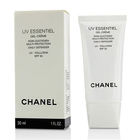 Chanel Uv Essentiel Spf 50 by Chanel Uv Essentiel Gel Creme Spf 50 Fresh