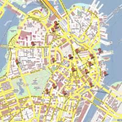 Boston Hotels Map map boston hotels downtown