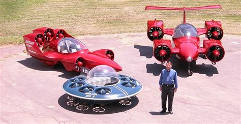 Mohler Flying Car by Flying Car Mario The Multipla